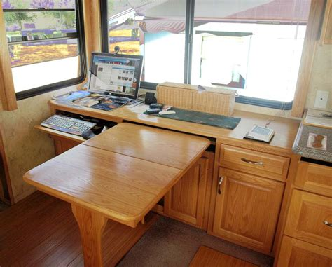 Rv Kitchen Table by Check This Out I The Idea Of Converting Our Booth