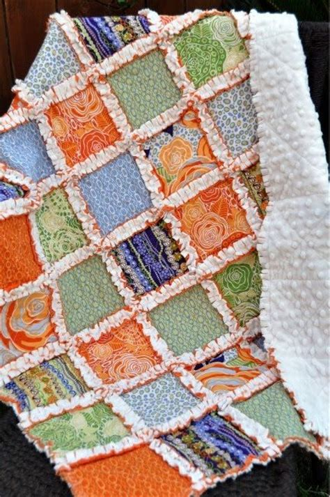 Rag Quilt Diy by How To Create Rag Quilt