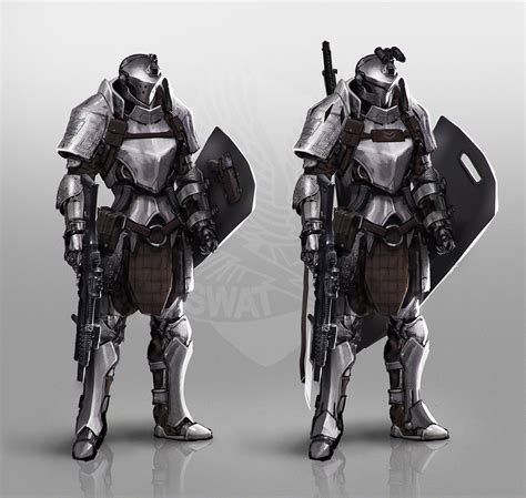 justice a steamy filled bodyguard armor tactical by johnsonting on deviantart