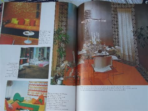 vintage 60s home decor 60s vintage home decor magazines lot retro mod furniture