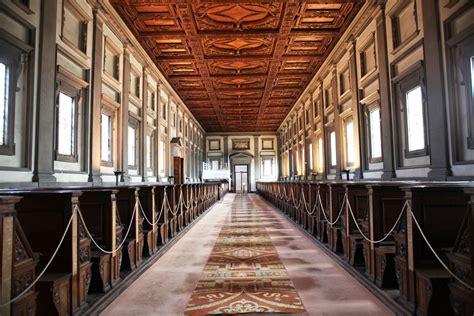 Floor Plan Museum by Laurentian Library Florence
