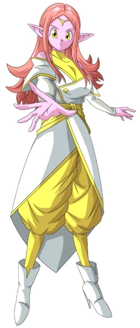 Supreme Kai Of Time Chronoa Dragon Ball Super Dragon Z