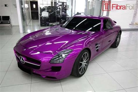 chrome purple car wrap why paint when you can wrap cars cars