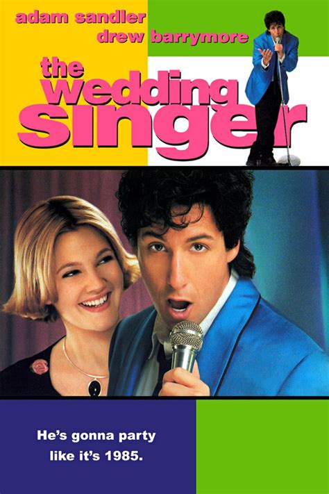 Wedding Singer by The Wedding Singer Script La Screenwriter