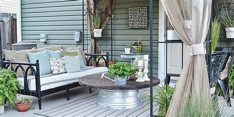 Backyard Makeover Ideas On A Budget Patio Decorating Ideas On A Budget Ketoneultras