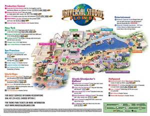 theme park brochures universal studios florida theme