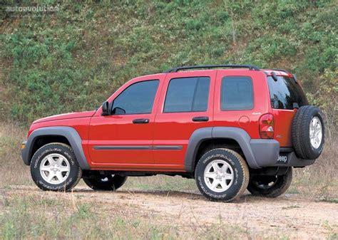 jeep cherokee 2001 jeep cherokee liberty specs 2001 2002 2003 2004 2005