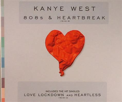 808s And Heartbreak Vinyl by Kanye West 808s Heartbreak Vinyl At Juno Records