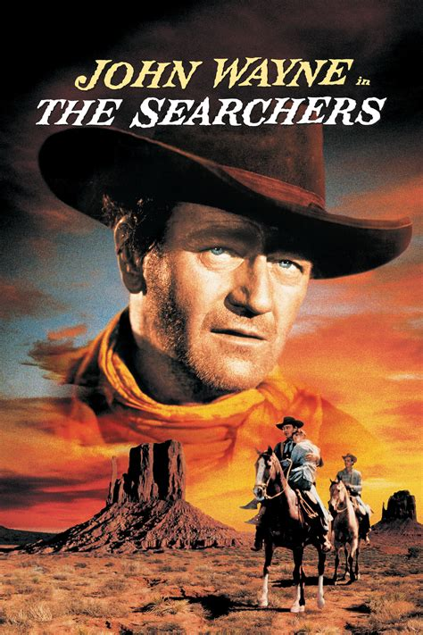 The Searcher the searchers 1956 posters the database tmdb