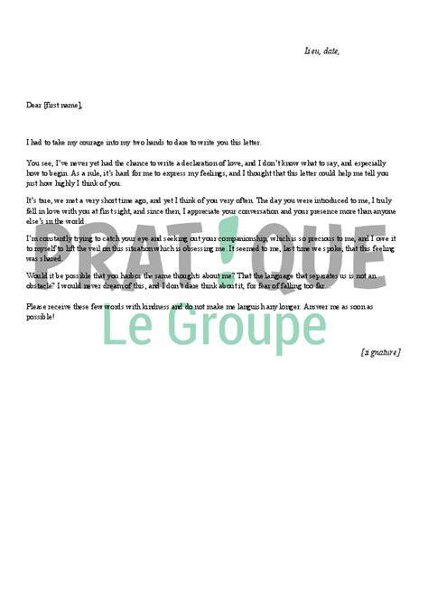 Exemple De Lettre En Anglais Pour Un Correspondant Lettre D Amour En Anglais Pratique Fr