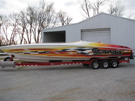 scarab boats ohio 2000 wellcraft scarab powerboat for sale in ohio