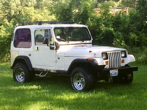 Jeep Shreveport 1990 Jeep Wrangler Shreveport 71107 Road Vehicle