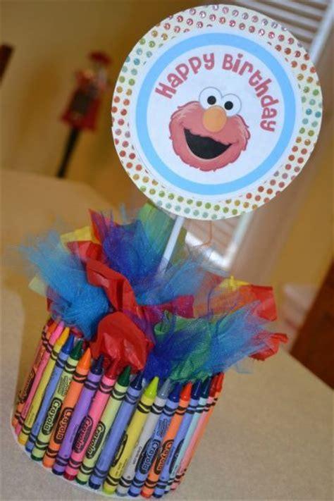 elmo centerpiece ideas 25 best ideas about elmo birthday on elmo