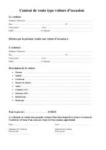 document vente voiture occasion bertha