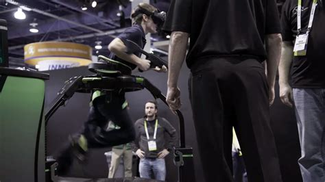 Omni Vr virtuix omni vr treadmill to get arizona support partners with htc road to vr