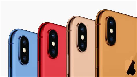 kuo new 2018 iphone models to come in gold grey white blue and orange colors 9to5mac