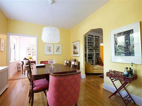 bloombety choosing house yellow paint color dining room
