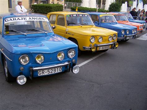 renault 8 ts best photos and information of modification