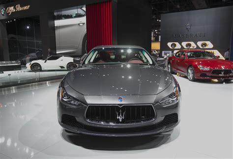 Maserati Of Los Angeles by Maserati At The Los Angeles Auto Show Modenacars En