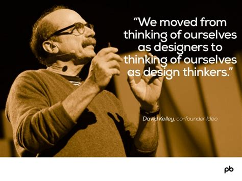 design thinking kelley david kelley co founder ideo we