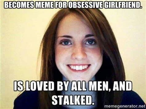 Creepy Girlfriend Meme - creepy stalker girl www pixshark com images galleries