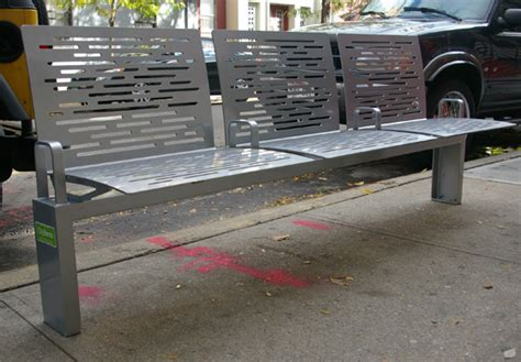 bench nyc planyc program will bring 1 000 sleek new benches to city