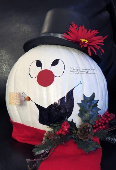 fancy for stin christmas pumpkin christmas ideas