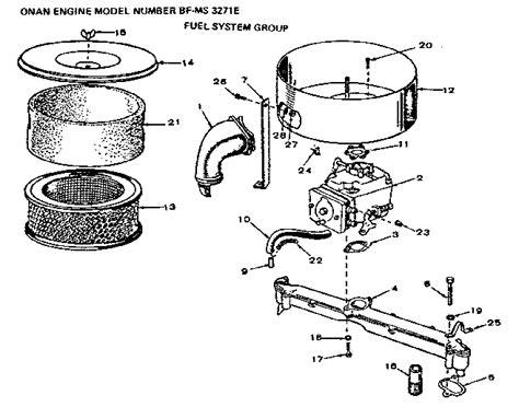 onan engine parts diagram onan p220g wiring diagram circuit diagram maker