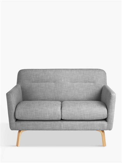 2 Seater Grey Sofa by House By Lewis Archie Ii Small 2 Seater Sofa Light
