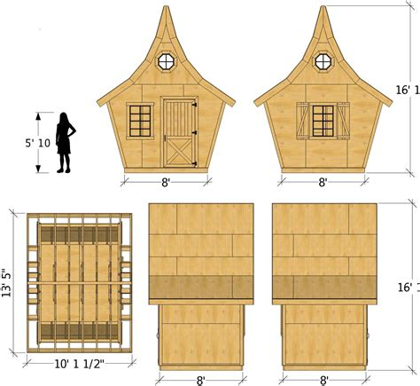 rosemary shed plan whimsical storybook garden