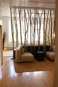 raumteiler wohnzimmer 30 verbl 252 ffende diy projekte aus zweigen und 196 sten