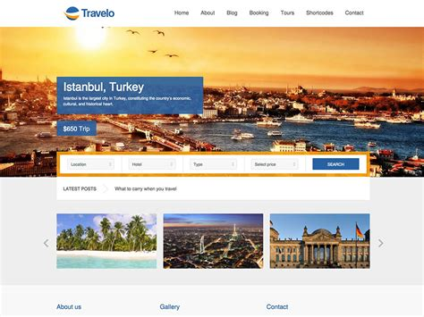 themes com 45 best travel wordpress themes for blogs agencies and
