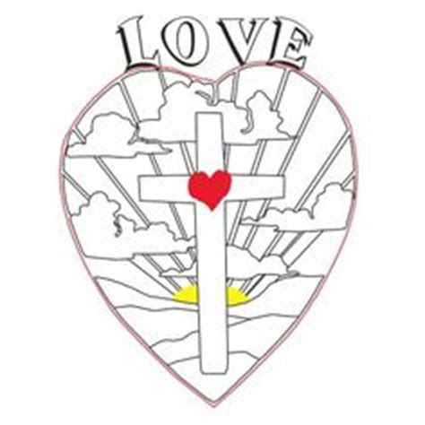 love chapter coloring page family kids 1 corinthians on pinterest scriptures faith