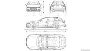 Audi A4 Size 2017 Audi A4 Allroad Quattro Dimensions Hd Wallpaper 52