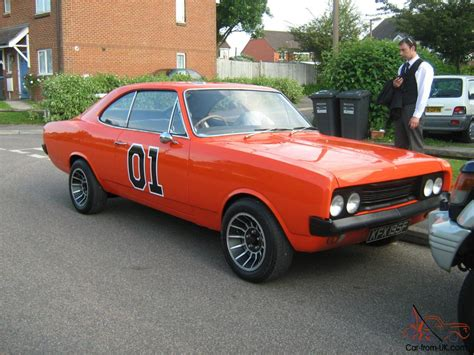 opel dodge 1968 opel commodore coupe general dukes of