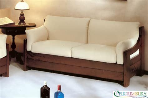 divani letto rustici in legno divani letto rustici grenoble materasso 105 i fuorimisura