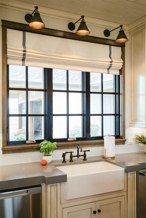 muebles de cocina con cortinas 1001 ideas de cortinas de cocina encantadoras en