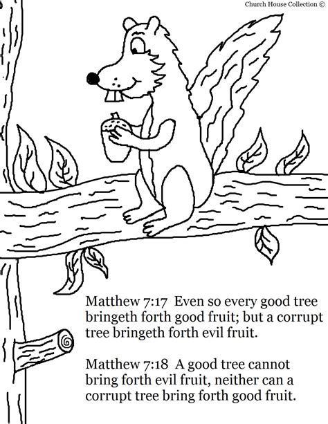 Autumn Coloring Pages For Sunday School | church house collection blog fall coloring page for