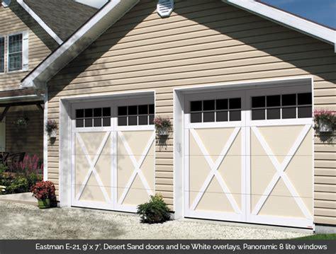 Garage Door 9 X 8 Eastman E 21 Design From Garaga Garage Doors