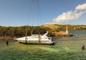 boat salvage puerto rico vessel salvage crews reach milestone in puerto rico after