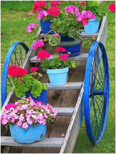 30 Garden Junk Ideas How To Create Garden Art From Junk Garden Junk Ideas