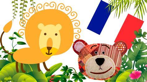 frances para ninos contar 1973743817 los animales de la selva en franc 233 s para ni 241 os youtube