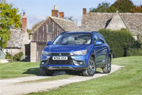mitsubishi asx 2017 price uk 2017 mitsubishi asx prices unveiled automotorblog