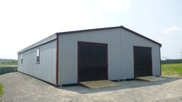 10 Yr Warranty Prostruct Shed Floor by Specifications The Barn Raiser