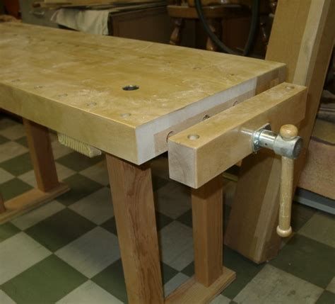 wooden bench vise woodworking bench vises diy woodworking projects