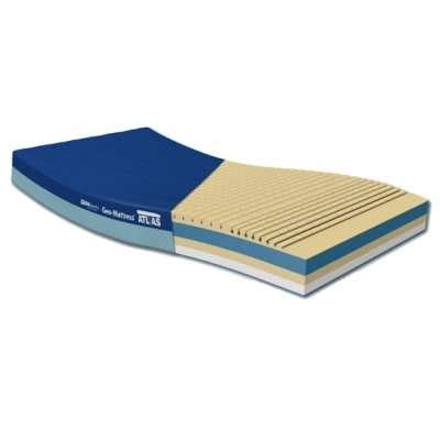 span america geo mattress atlas | bariatric mattress for