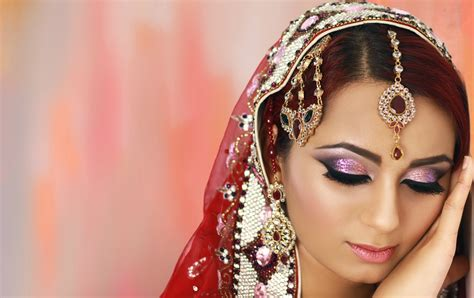 makeup tutorial indian wedding bridal makeup smokey eye purple www pixshark com