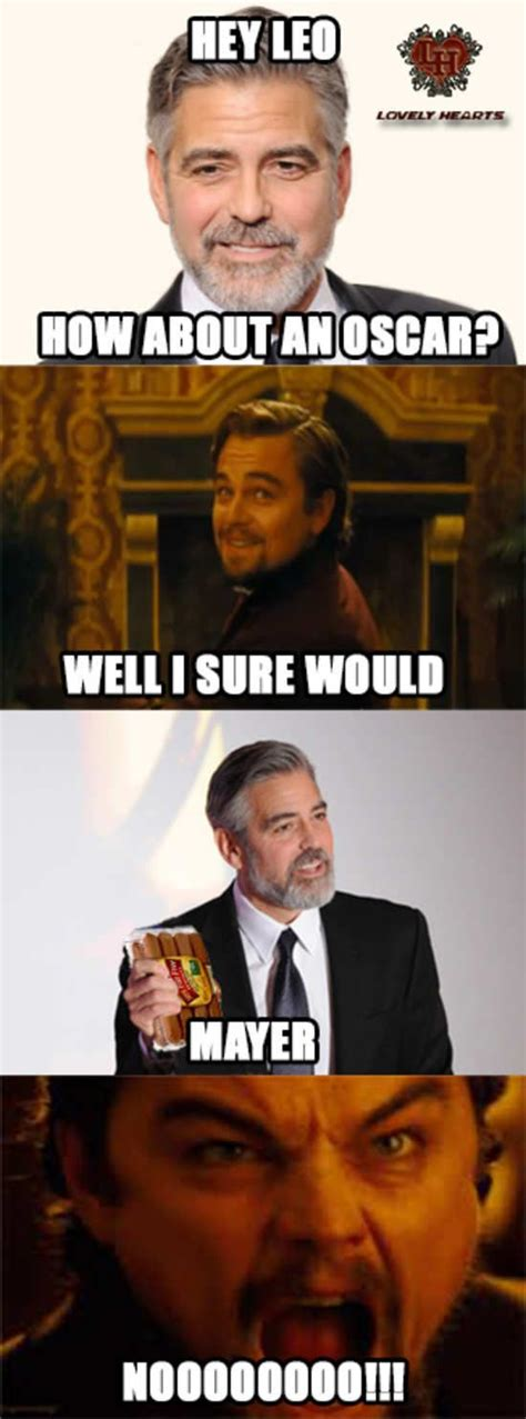 Leo Meme Oscar - leonardo dicaprio s oscar snub makes for some great