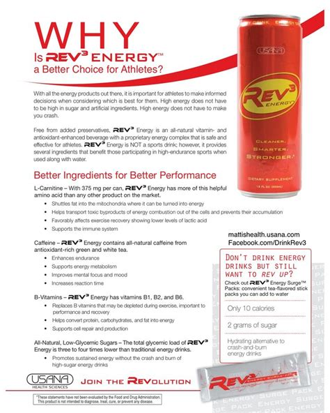 rev 3 energy drink 17 best images about rev 3 usana energy drink on