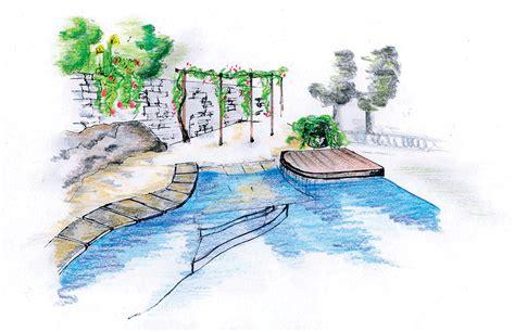 disegni di giardini giardini